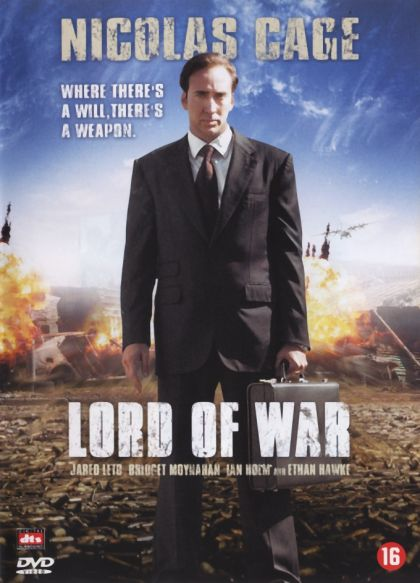 lord of war a personal response Andrew niccol's neo-classic opus to arms dealing lord of war charts the rise and fall of yuri orlov, an entrepreneur from little odesa from his earlier days in little odesa, selling uzi's to local mobsters to his romp through the mid 90's supplying armored personal carriers and ak-47's to african warlords.